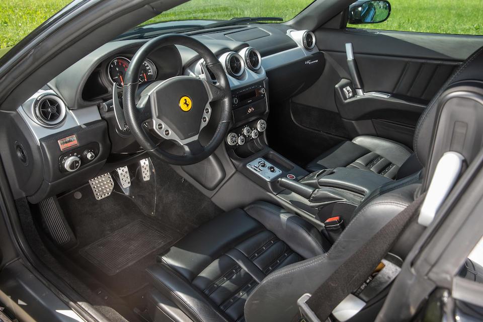 2005 Ferrari 612 Scaglietti  Chassis no. ZFFAY54B000145751 Engine no. 101213
