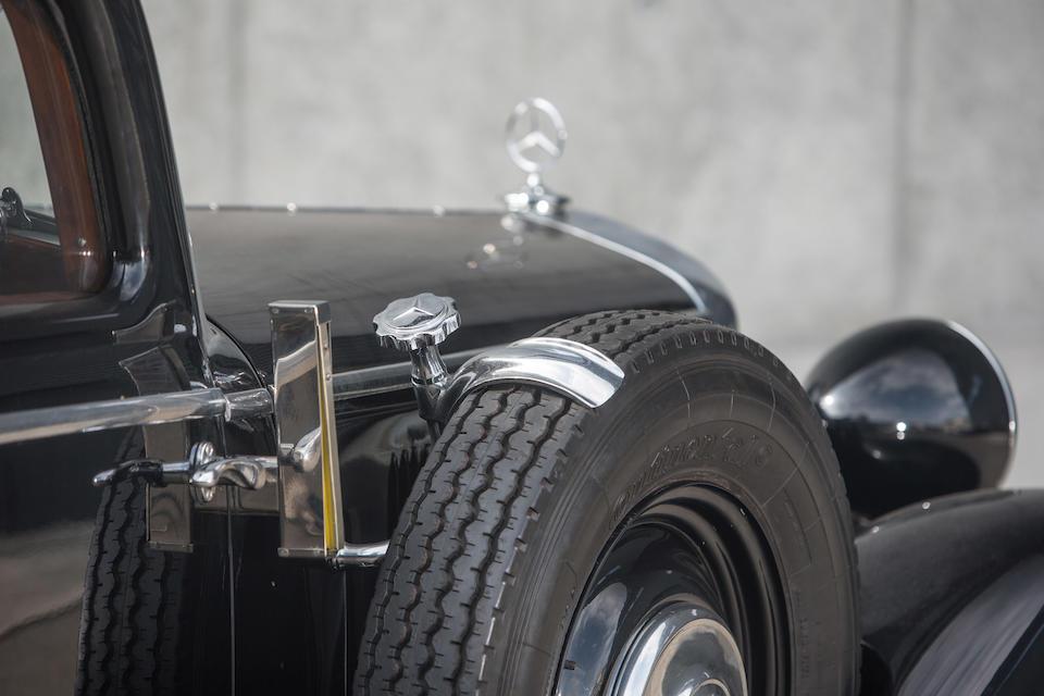 1941 Mercedes-Benz  230 Limousine A  Chassis no. 129874 Engine no. 91348