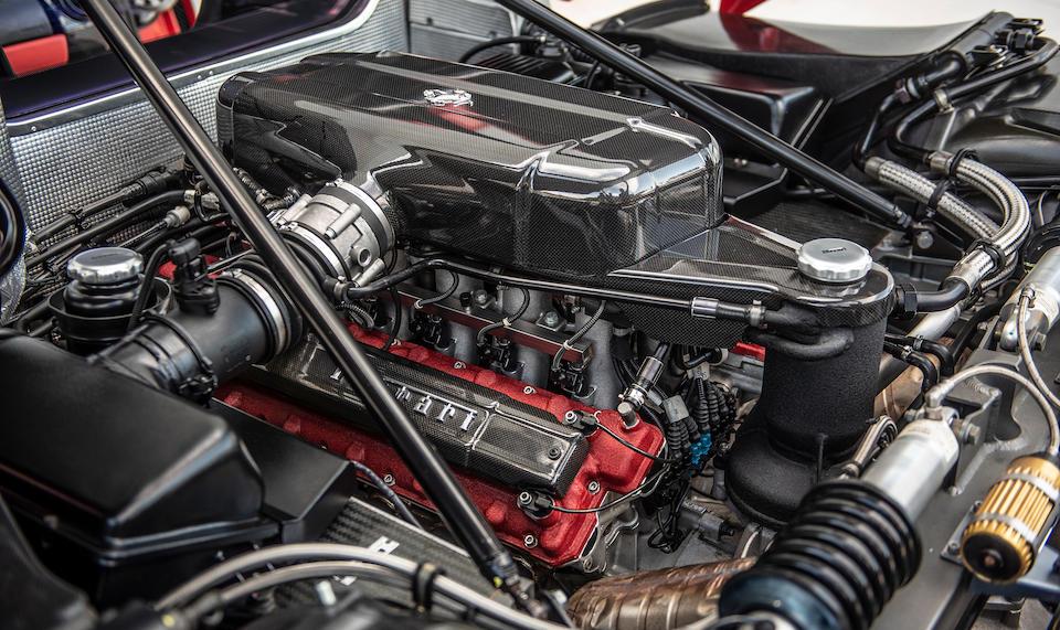 2004 Ferrari Enzo  Chassis no. ZFFCZ56B000125952