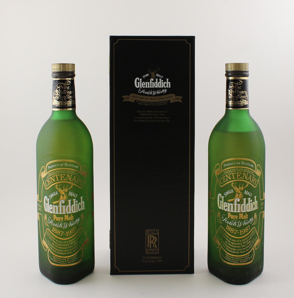 Glenfiddich Centenary (2)