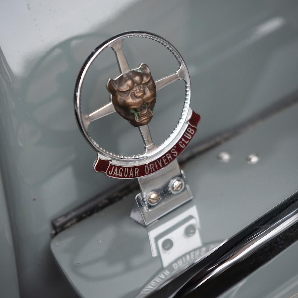 1956 Jaguar XK140 SE OTS Roadster  Chassis no. S812855 Engine no. G9045-8S