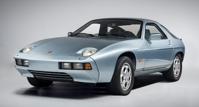 First registered to Porsche AG,1978 Porsche 928 Coupé  Chassis no. 928 810 2083