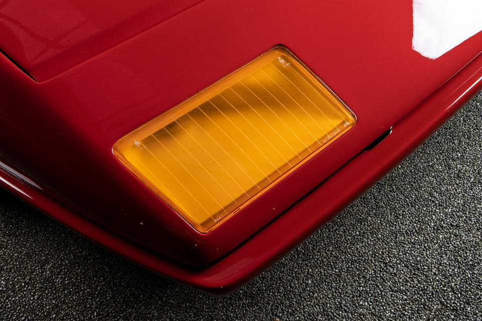 1980 Ferrari 512 BB Coupé  Chassis no. 30935