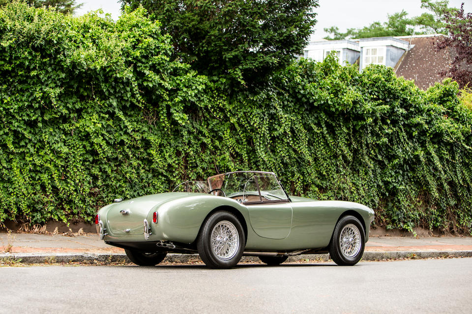 1958  AC Ace-Bristol Roadster  Chassis no. BEX495