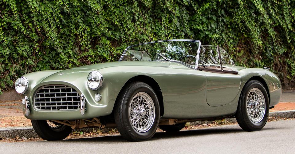 Bonhams : 1958 AC Ace Roadster Chis no. AE 413 on