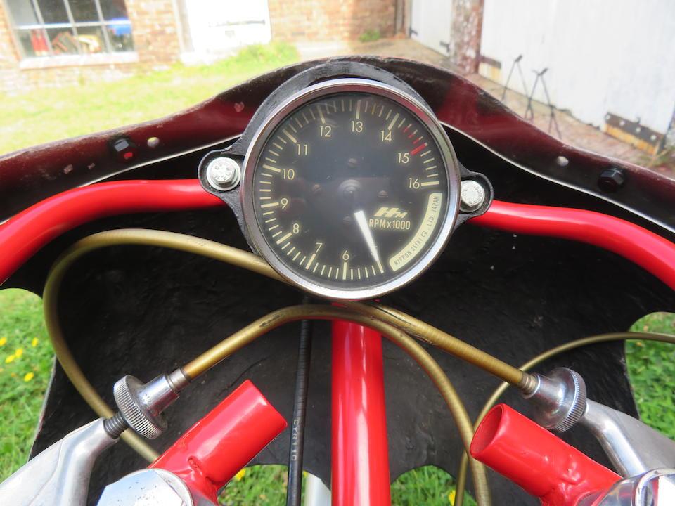 c.1963 Honda 50cc CR110 Racing Motorcycle Frame no. 110-40130 Engine no. CR110E-20155