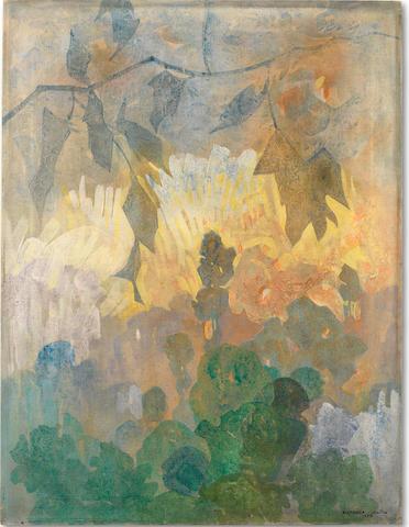 Naseer Chaura (Syria, 1920-1992) Untitled