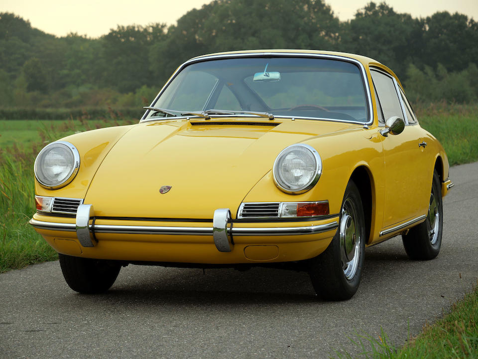Only 1 registered owner from new,1966 Porsche  912 'SWB' Coupé  Chassis no. 352139 Engine no. 744 891