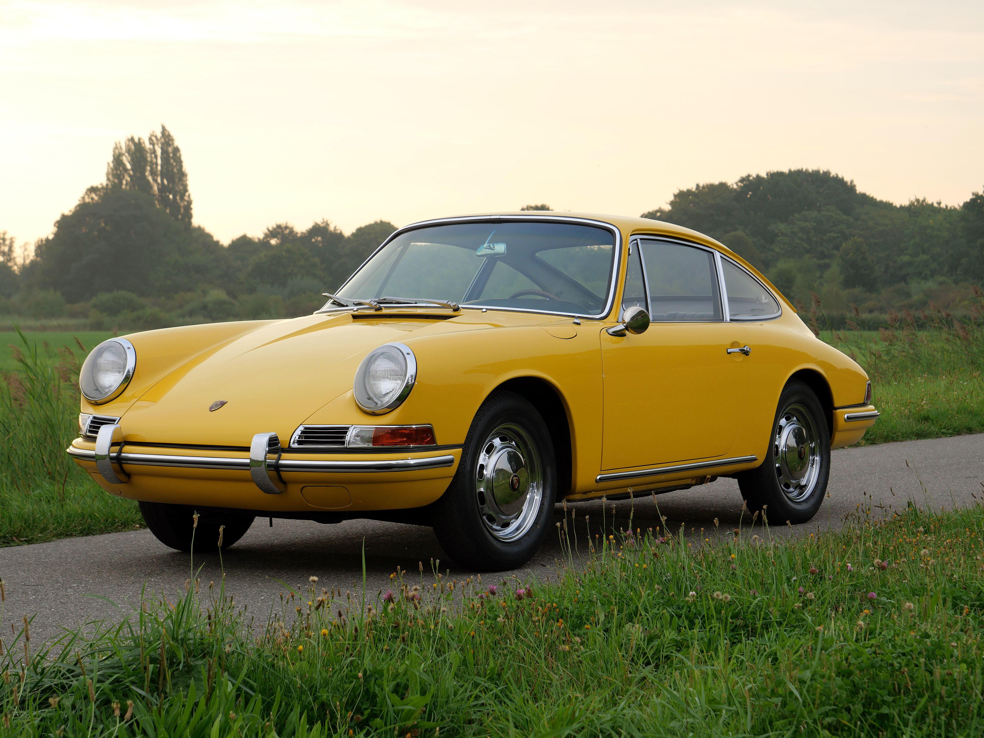 1966 Porsche 912 'SWB' Coupé