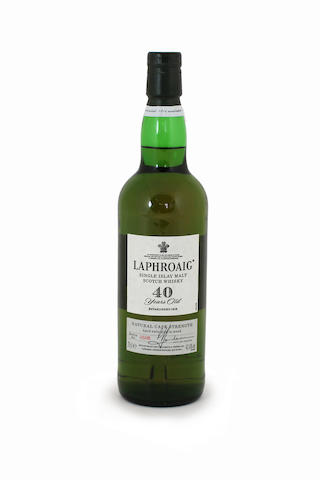 Laphroaig-40 year old-1960