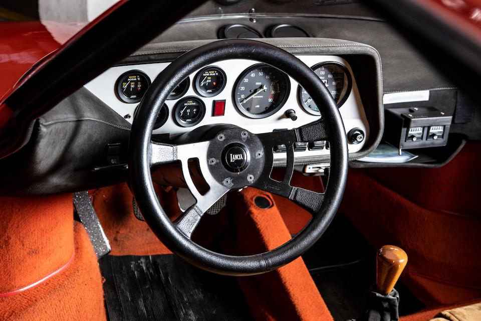 1974 Lancia Stratos HF Stradale Coupé  Chassis no. Chassis no. 229 ARO 01646