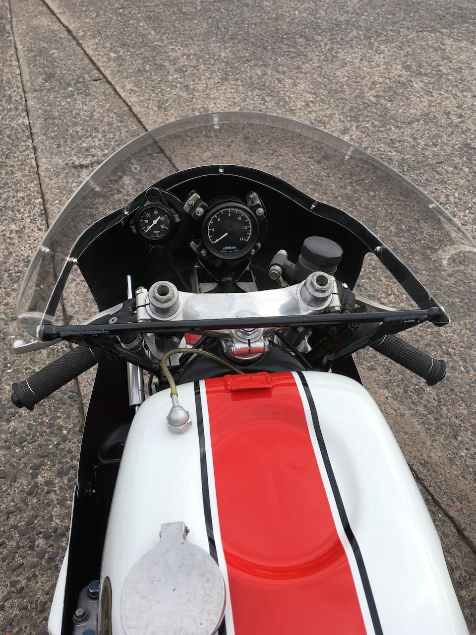 c.1979 Yamaha TZ750F Racing Motorcycle Frame no. 409-200415 Engine no. 409-200415