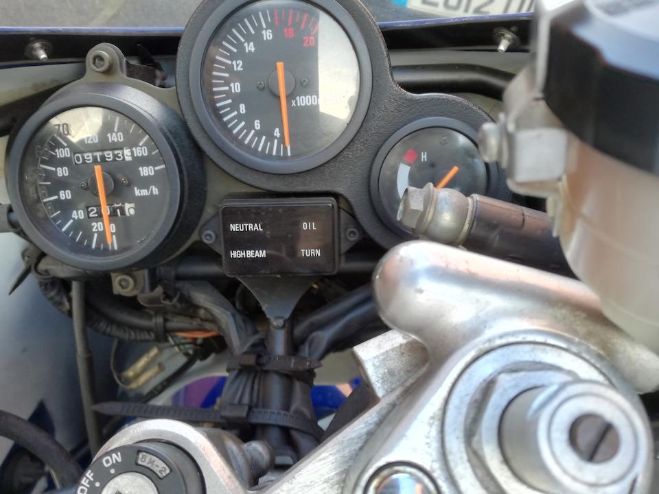 1994 Suzuki GSX-R250R SP Frame no. GJ73A104246 Engine no. to be advised