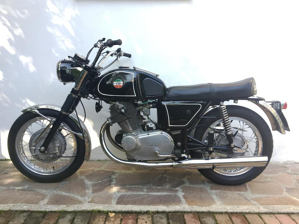 1969 Laverda 750GT Frame no. 1826 Engine no. 1826