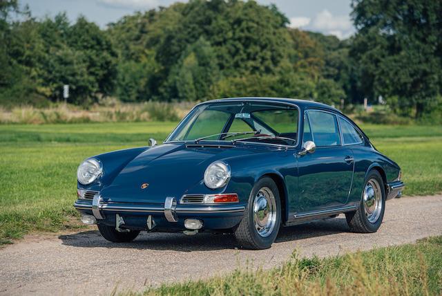 1965 Porsche 911 2.0-litre 'SWB' Coupé