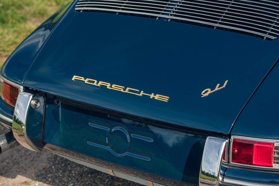 1965 Porsche  911 2.0-litre 'SWB' Coupé  Chassis no. 302577 Engine no. 902758