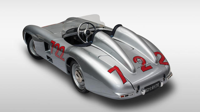 'Mercedes-Benz 300 SLR 722 – Stirling Moss' Child's car