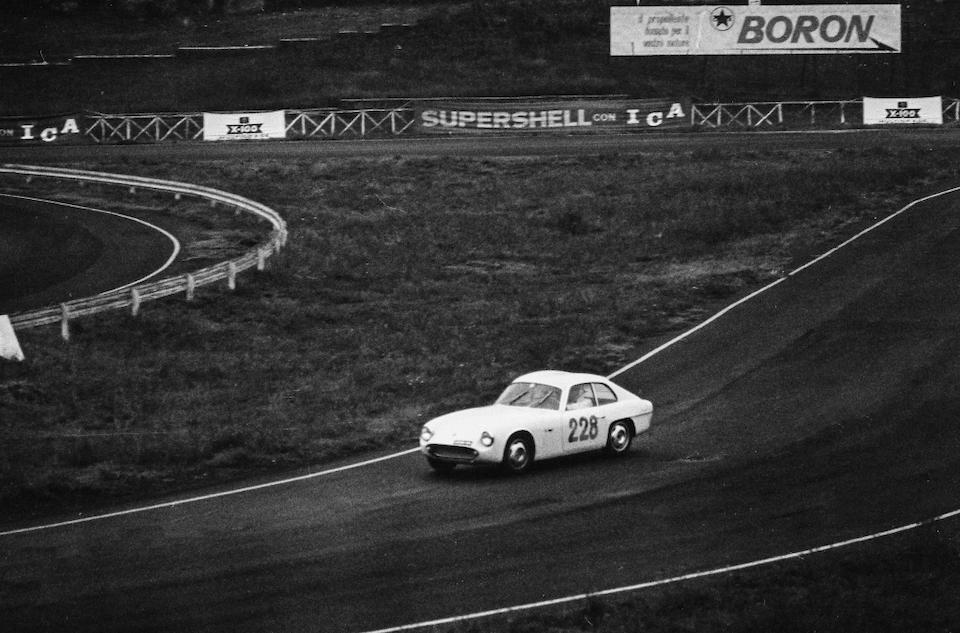 1964  OSCA 1600 GT 'Double Bubble'  Chassis no. 011