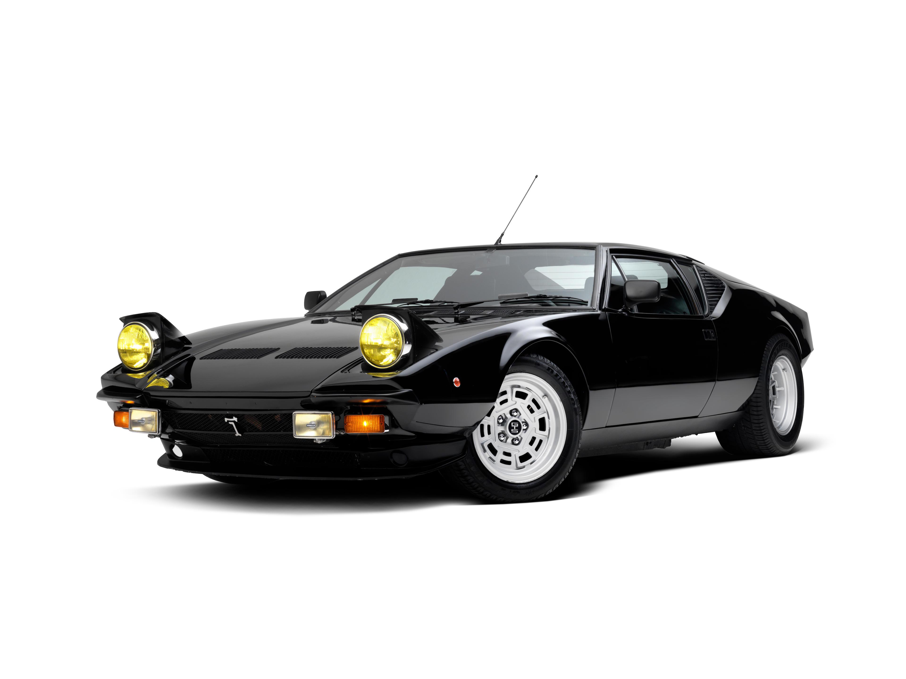 1979 De Tomaso Pantera GTS 'Narrow Body'
