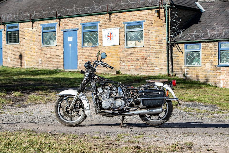 1988 Kawasaki Z1000 'CHP' Frame no. JKAK2CP26JB505628 Engine no. KH01K2T000JE049840