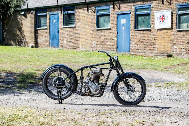 c.1934 Triumph 646cc 6/1 Project Frame no. V441 Engine no. 1.V6.434