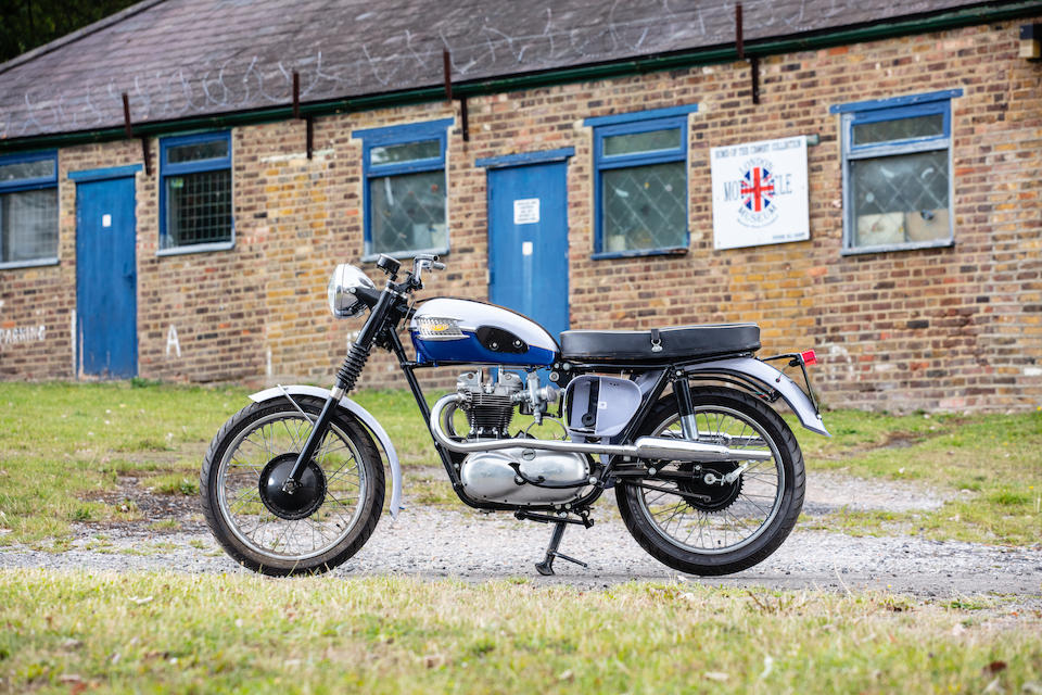 c.1959 Triumph 650cc T120 Bonneville Project (see text) Frame no. over-painted Engine no. T120 658791A EXP (see text)