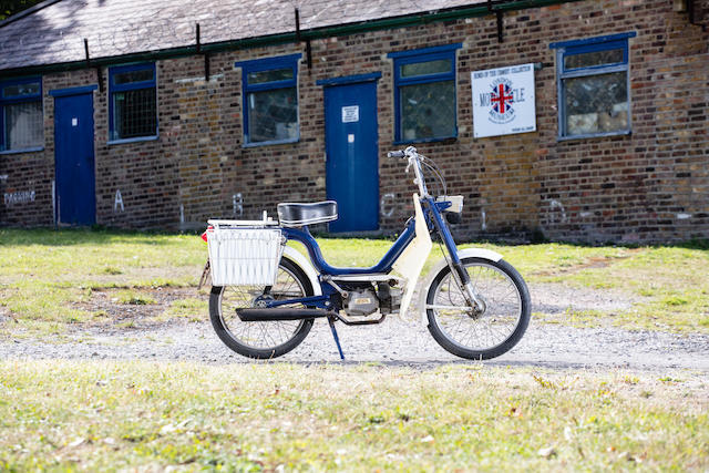 c.1979 BSA 50cc Easy Rider Moped Frame no. to be advised Engine no. to be advised