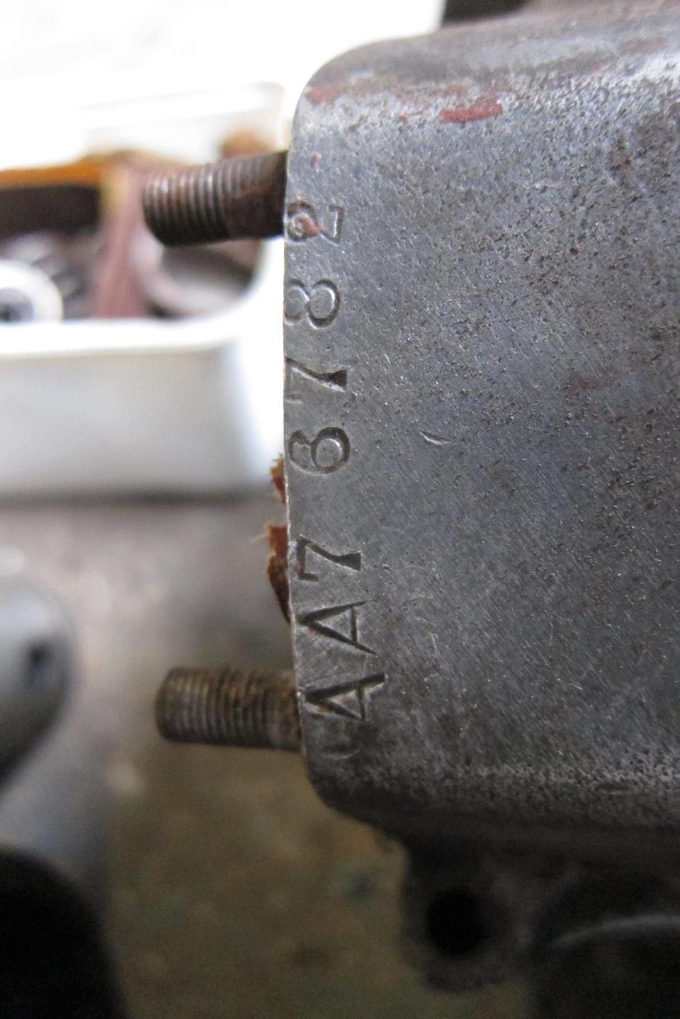 A quantity of BSA engine parts  ((Qty))