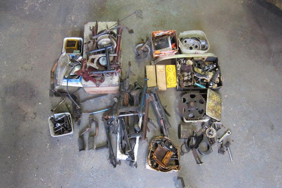 An autojumblers lot  ((Qty))