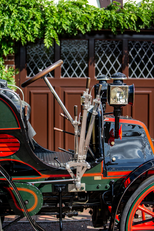 1900 MMC 6hp 'Charette' Rear-entrance Tonneau  Chassis no. 290