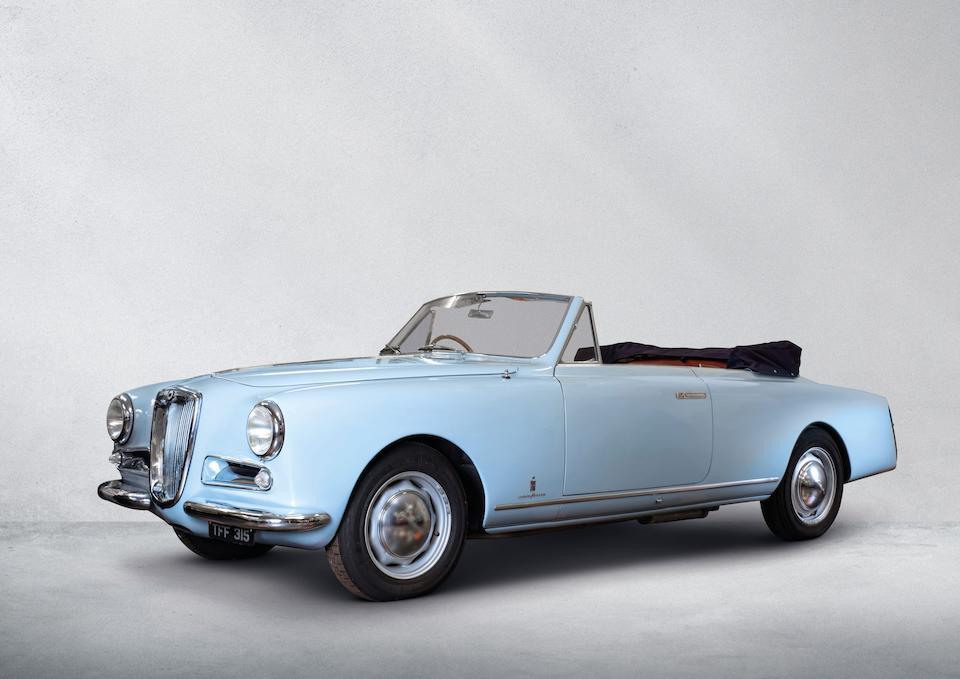 1952 Lancia Aurelia B53 Cabriolet Carrozzeria Speciale  Chassis no. B53-1083