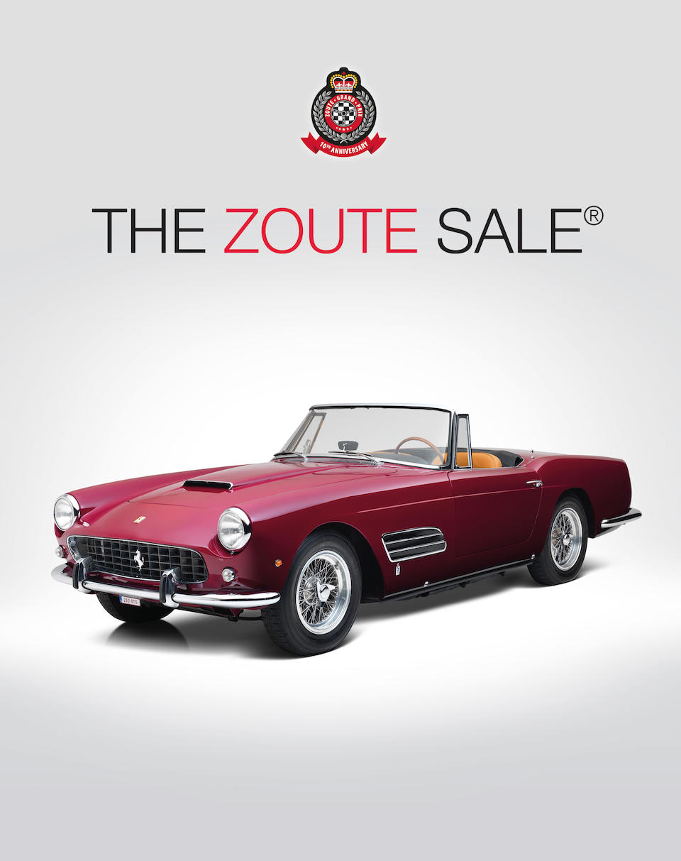 Bonhams The Zoute Sale