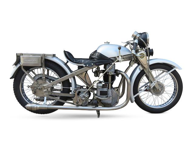 1928 Neander K500 SS Frame no. 494 Engine no. 8129