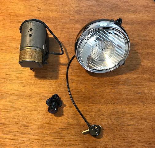 A Bosch Lighting set  ((3))