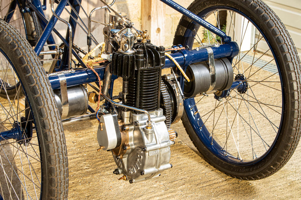 1899 Peugeot 2¼hp Tricycle  Chassis no. 290