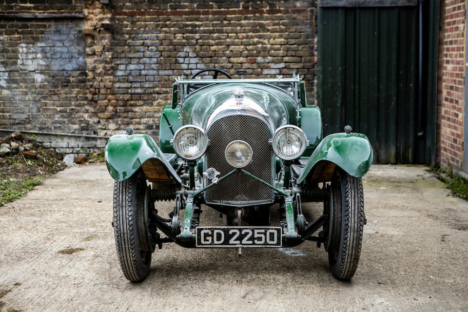 Offered from the Bursville Collection,1926 Bentley 3-Litre Red Label Speed Model Tourer  Chassis no. PH1469