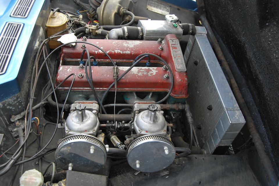 The Bramah Collection,1969 Lotus Elan +2  Chassis no. 501547