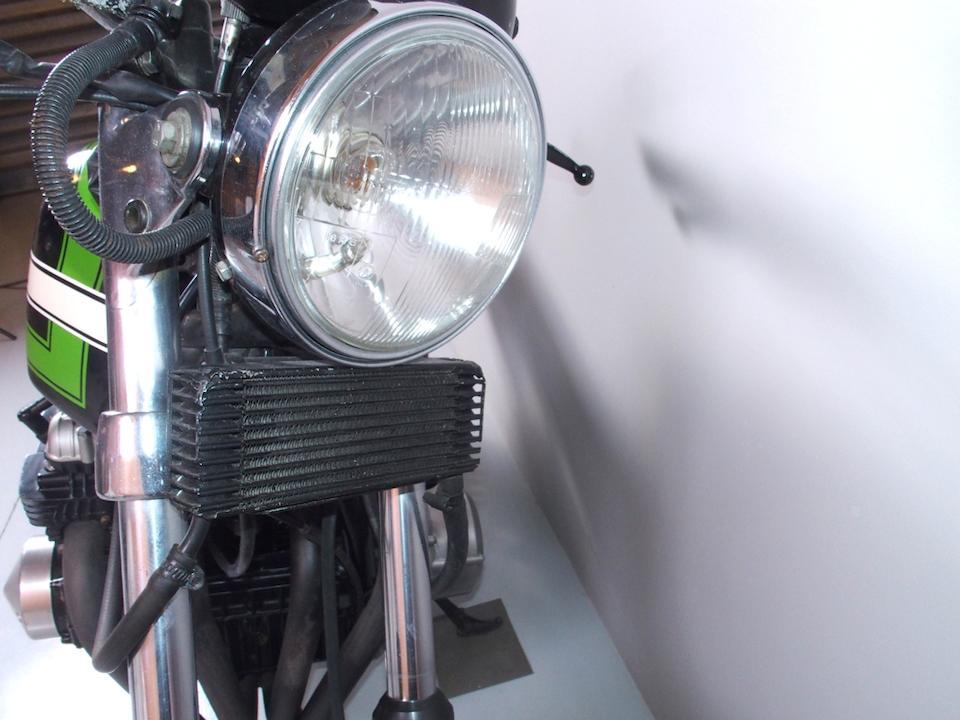 1976 Kawasaki Z900 'Eddie Lawson Tribute' Frame no. Z1F 156751 Engine no. Z1E 126971