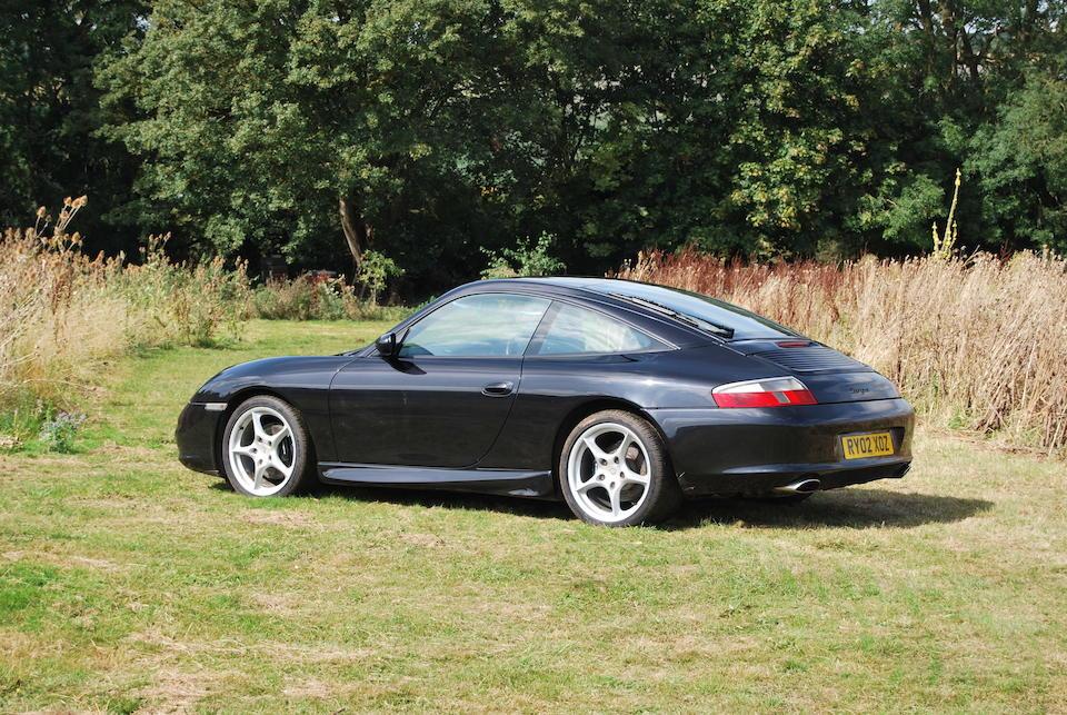 The Bramah Collection,2002 Porsche 911 (996) Targa Tiptronic  Chassis no. WPOZZZ99Z2S631586