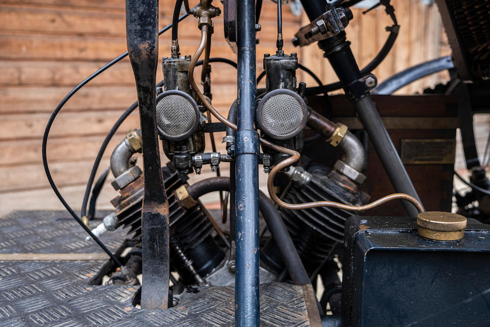 1904 Phoenix 4½hp Tricar  Engine no. 165