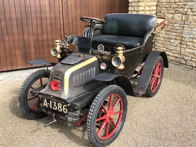 1902 Peugeot 5½hp Bébé Two-seat Runabout  Engine no. 5133L