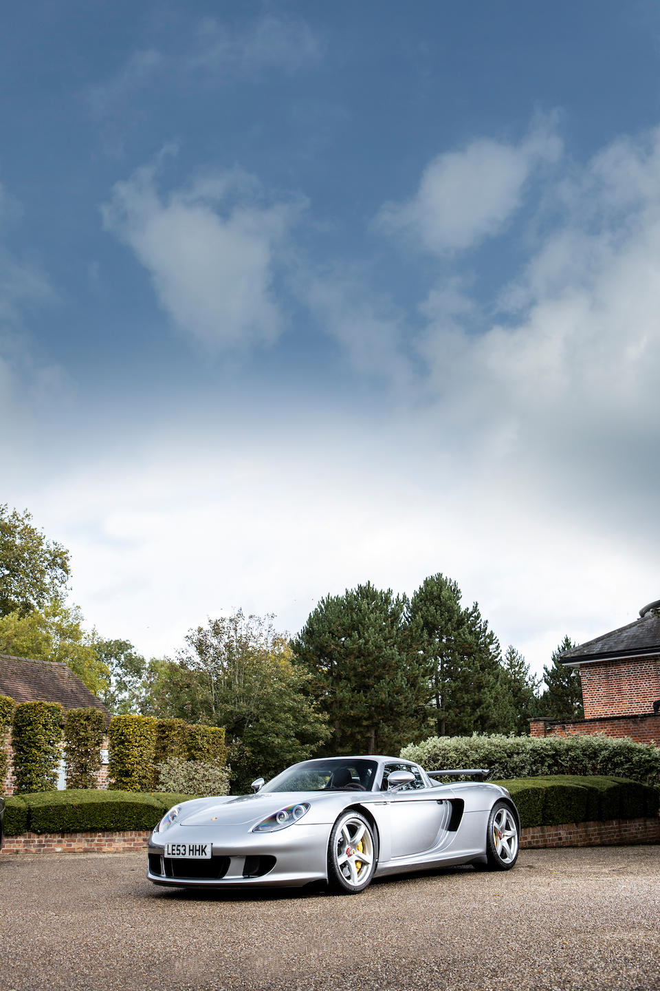 Offered from the collection of Jay Kay. 2,400 miles from new,2004 Porsche Carrera GT  Chassis no. WP0ZZZ98Z4L000146