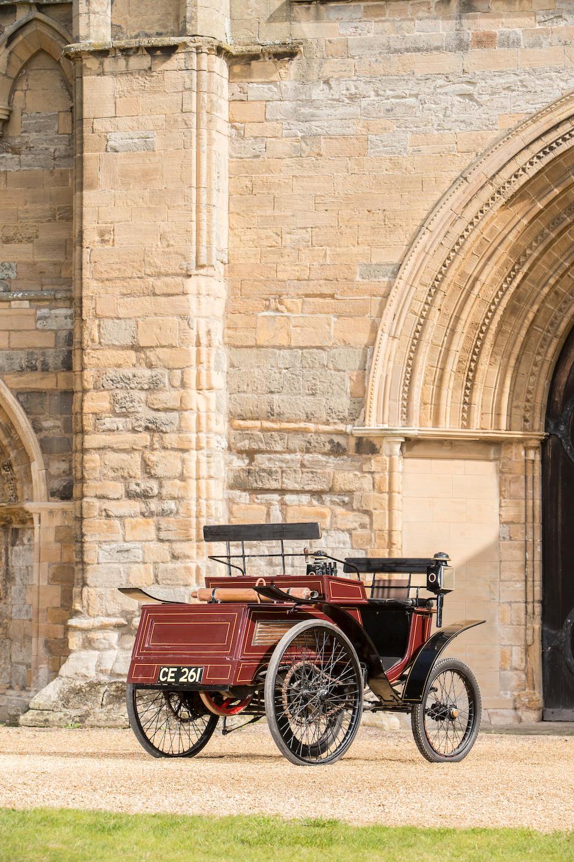 1899 Star Benz 3½hp Vis-à-Vis