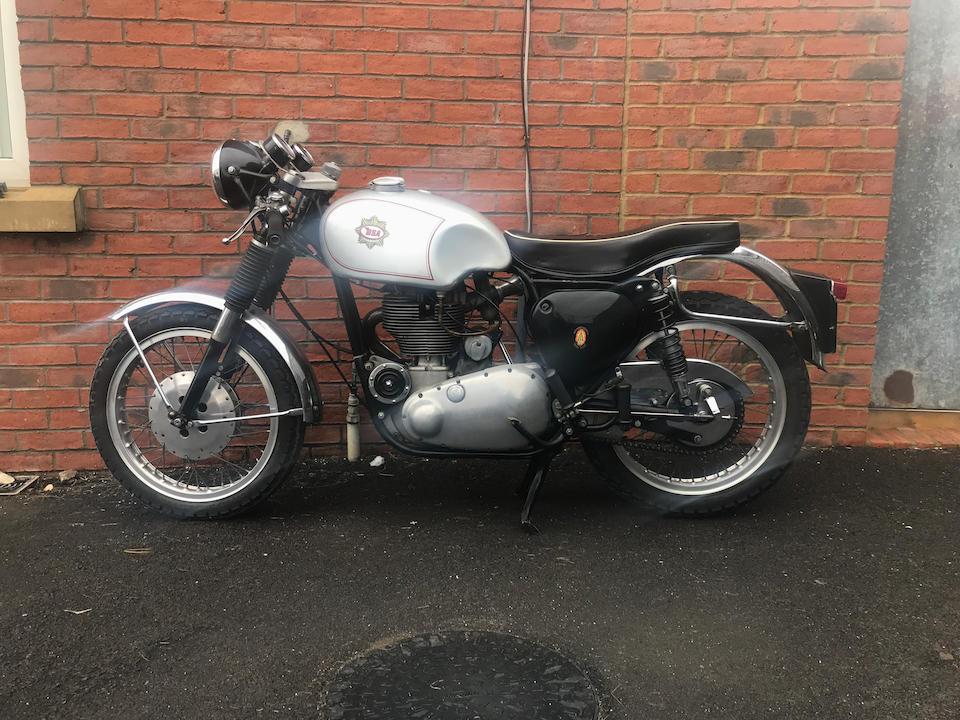 1957 BSA 500cc Gold Star Frame no. CB32 6561 Engine no. DBD34GS 2871