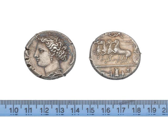 Sicily, Syracuse 405-380 BC,