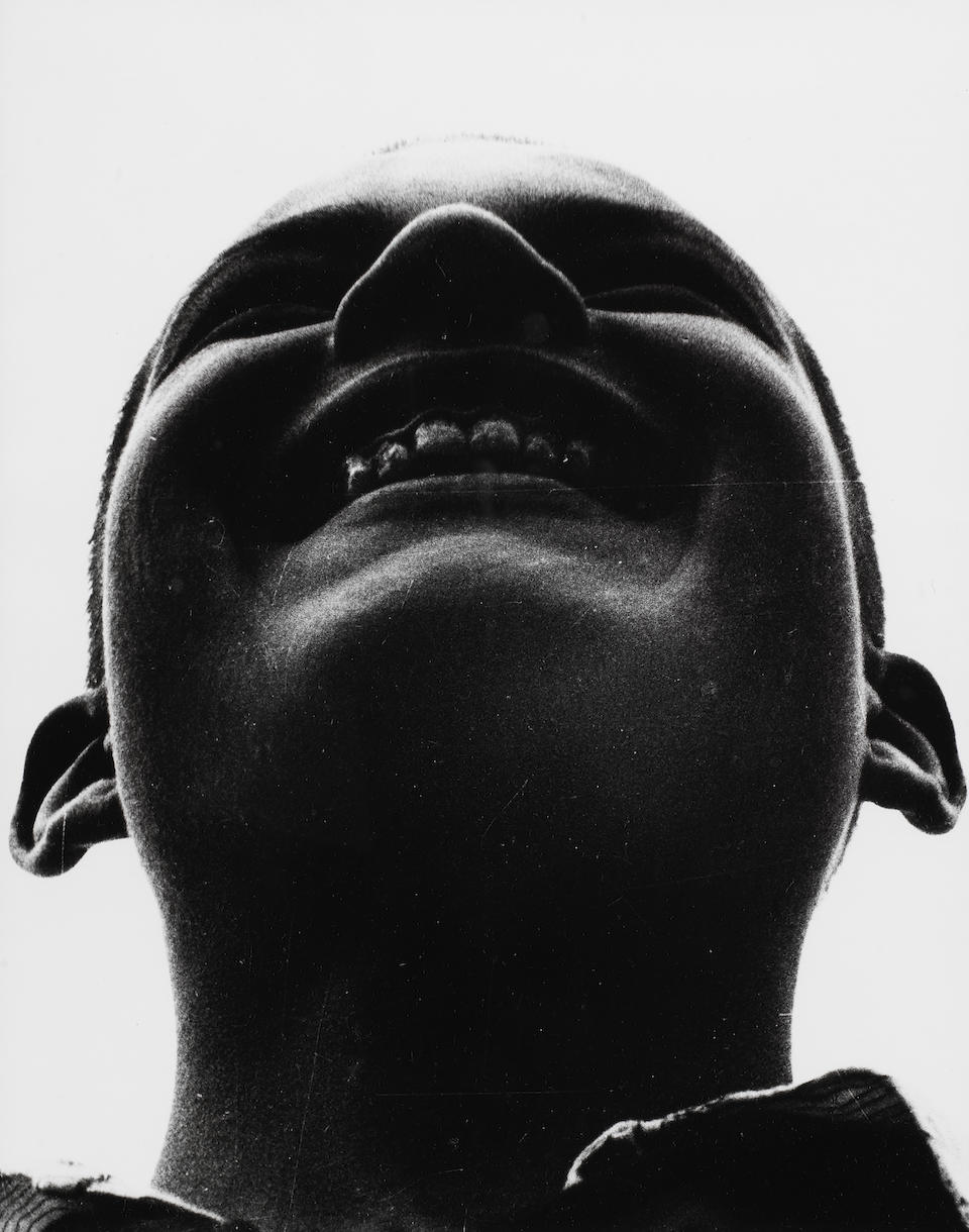 Alexander Rodchenko (Russian, 1891-1956) 12 black-and-white photographs taken by Alexander Rodchenko between 1924 and 1947:  each 30.5 x 24 cm (12 x 9 7/16in). ((12))