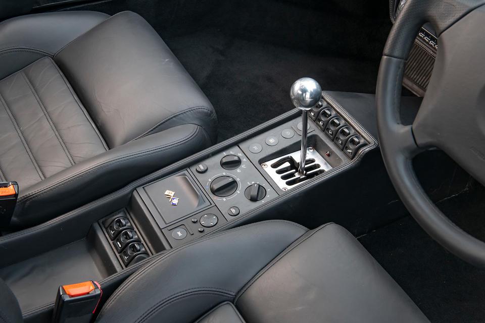 1996 Ferrari F355 Spider  Chassis no. ZFFPR48C000103658