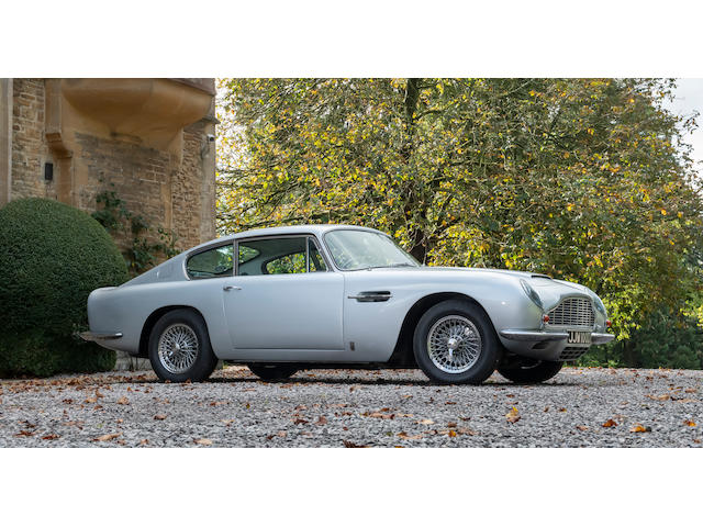 1966 Aston Martin DB6 Vantage 4.2-Litre Sports Saloon  Chassis no. DB6/2650/R