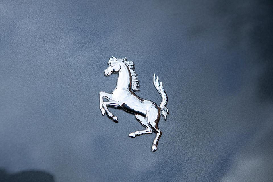 2001 Ferrari 550 GTZ Barchetta  Chassis no. ZFFZR52C00124138