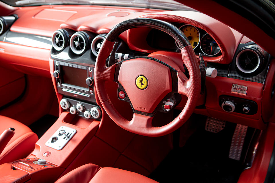 2010 Ferrari 612 Scaglietti 'One to One' Coupé  Chassis no. ZFFJY54C000172736